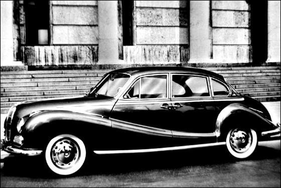 BMW 502 Coupe 1954 on MotoImg.com