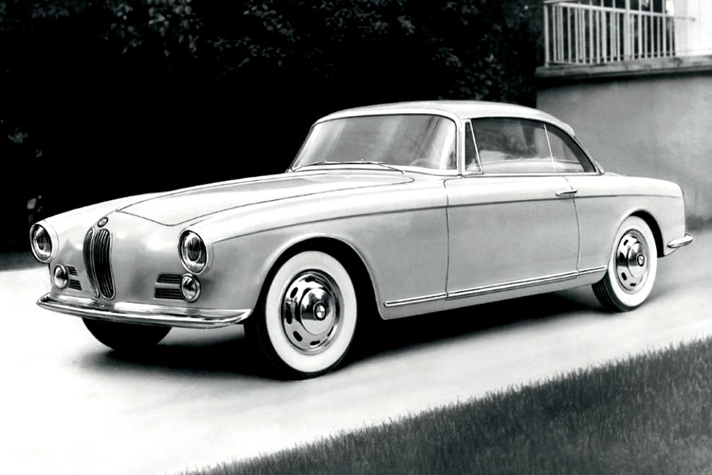 BMW 503 Coupe 1956 #1