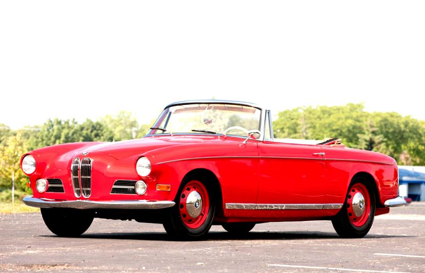 BMW 503 Coupe 1956 #3