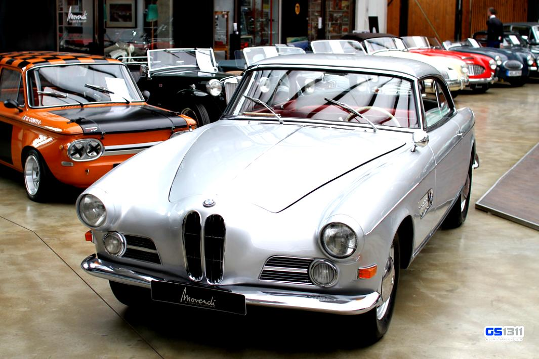 BMW 503 Coupe 1956 #6