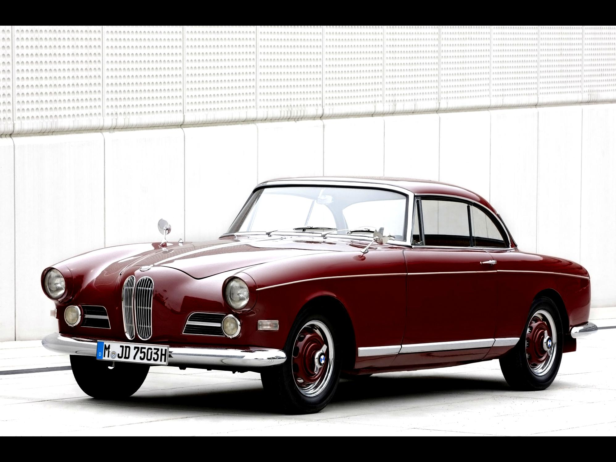 BMW 503 Coupe 1956 #9