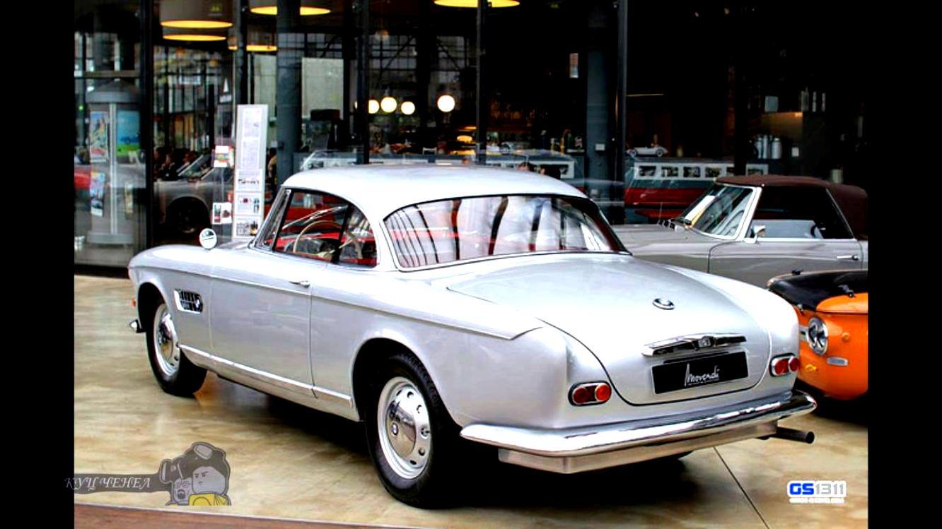 BMW 503 Coupe 1956 #10