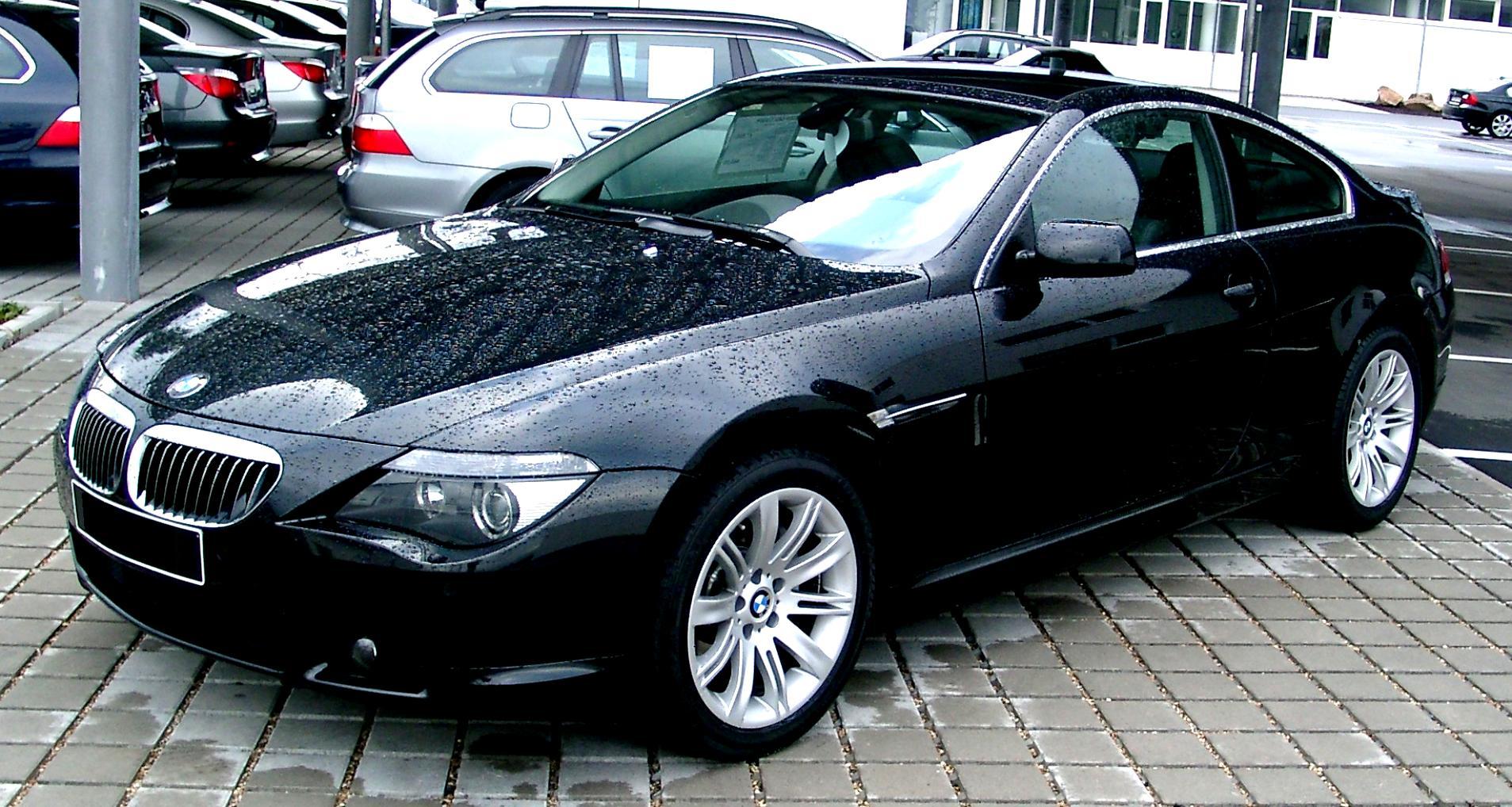 BMW Series Coupe E On MotoImgcom - 2003 bmw 6 series
