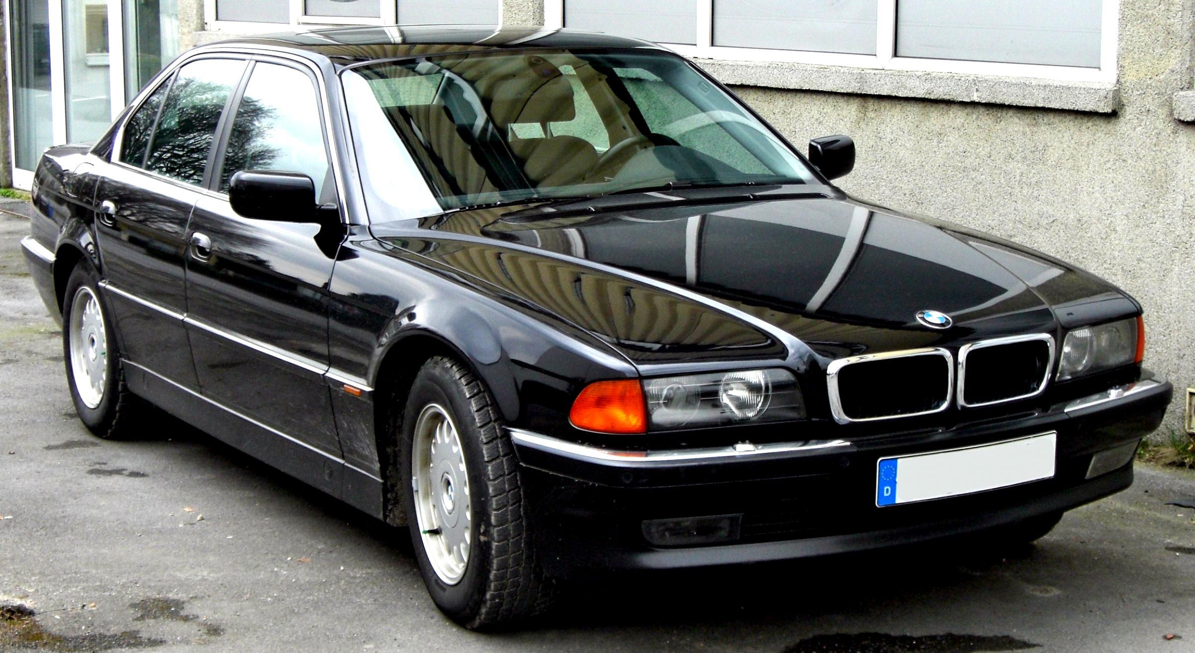 BMW 7 Series E38 1994 on MotoImg.com