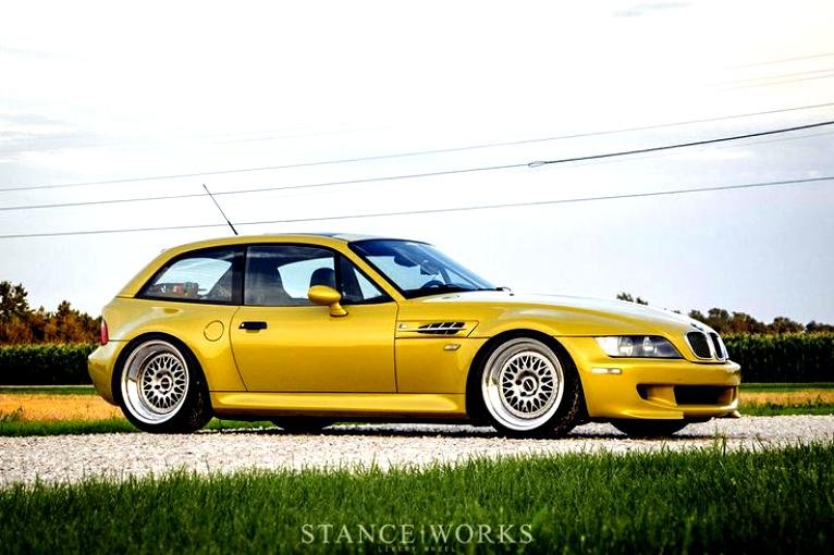 Bmw M Coupe E36 1998 On Motoimg Com
