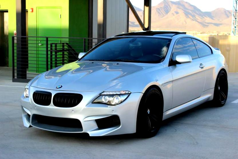 Bmw M6 Coupe E63 2005 On Motoimg Com