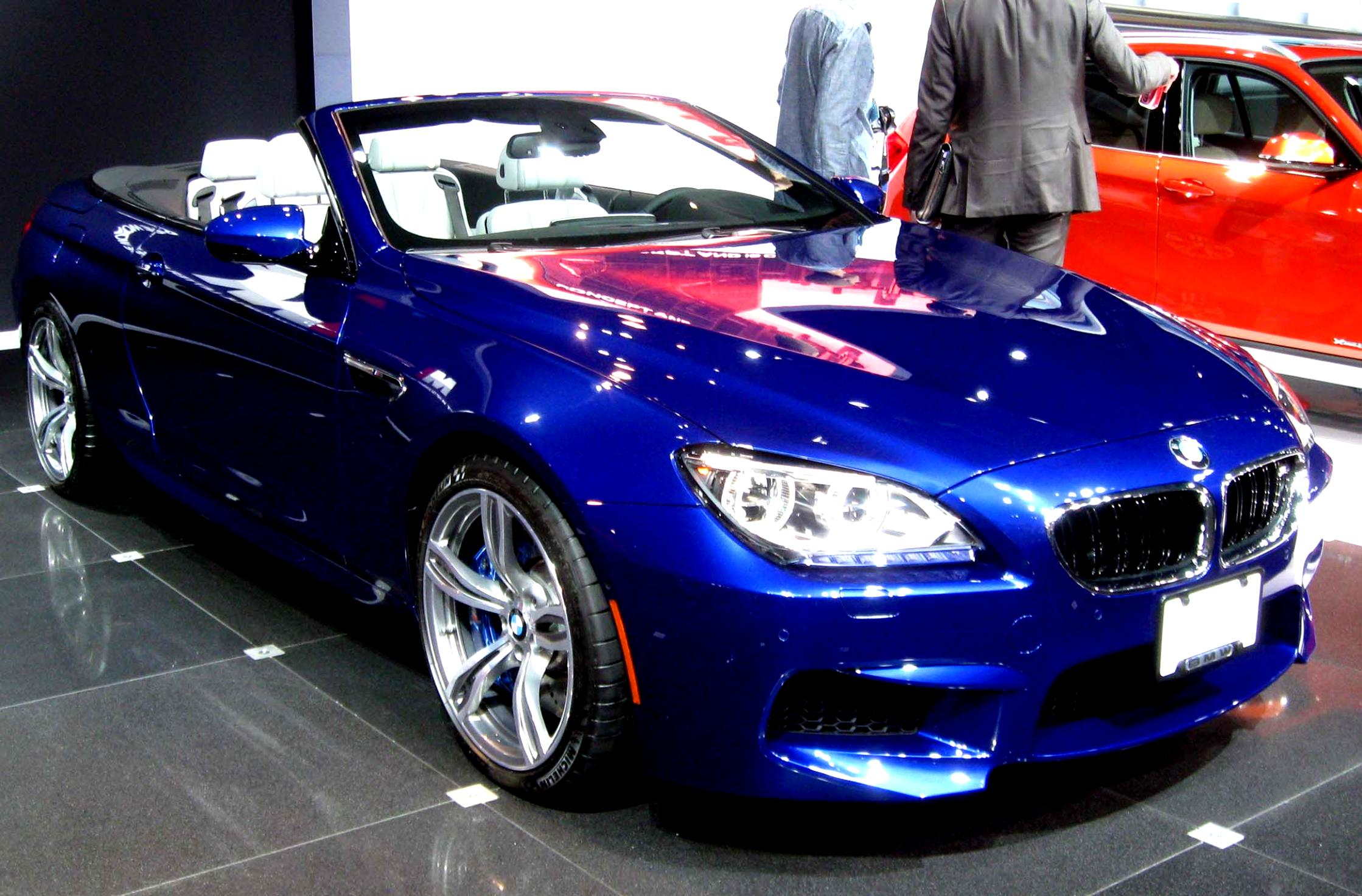 BMW M6 Coupe F13 2012 #1