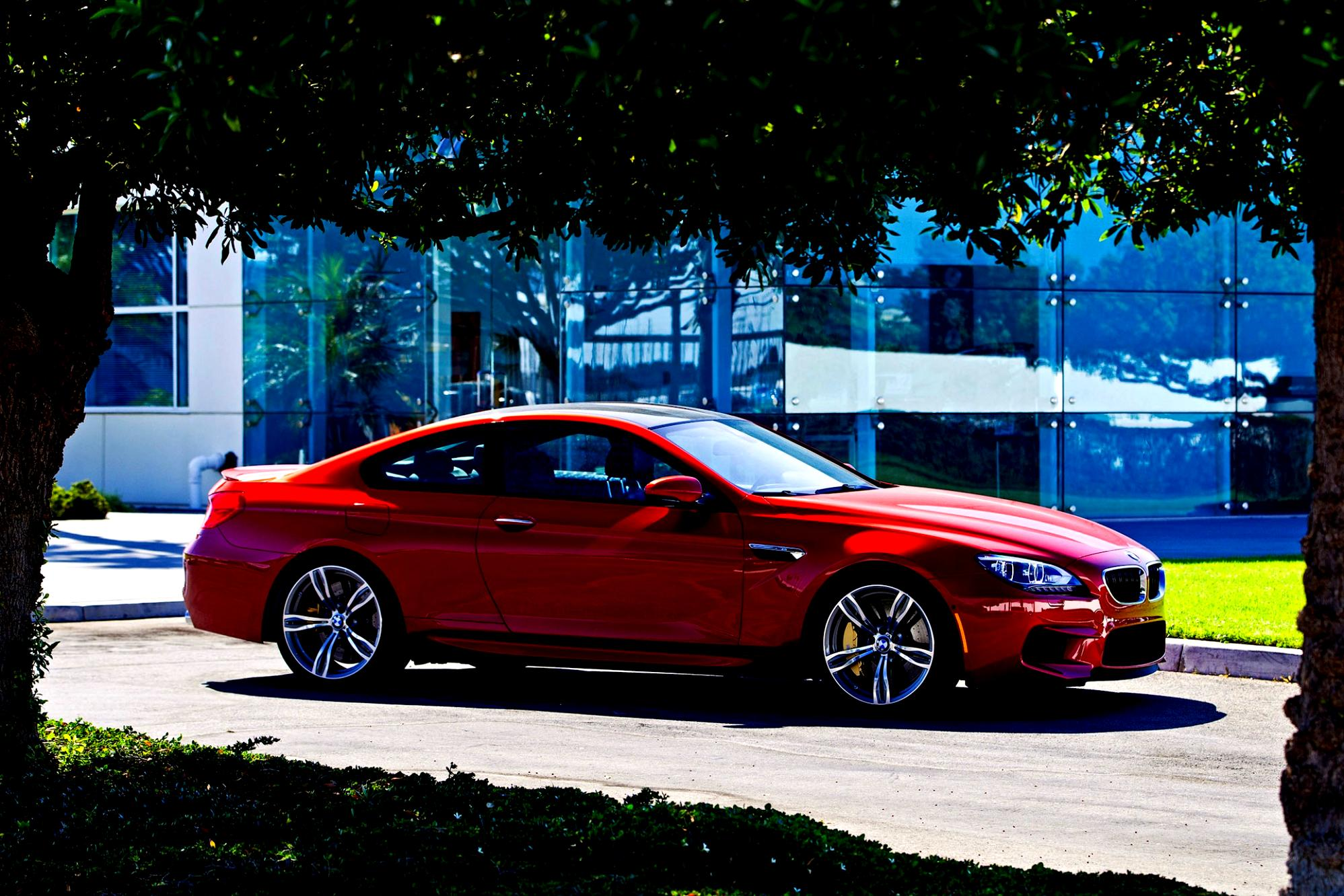 BMW M6 Coupe F13 2012 #3