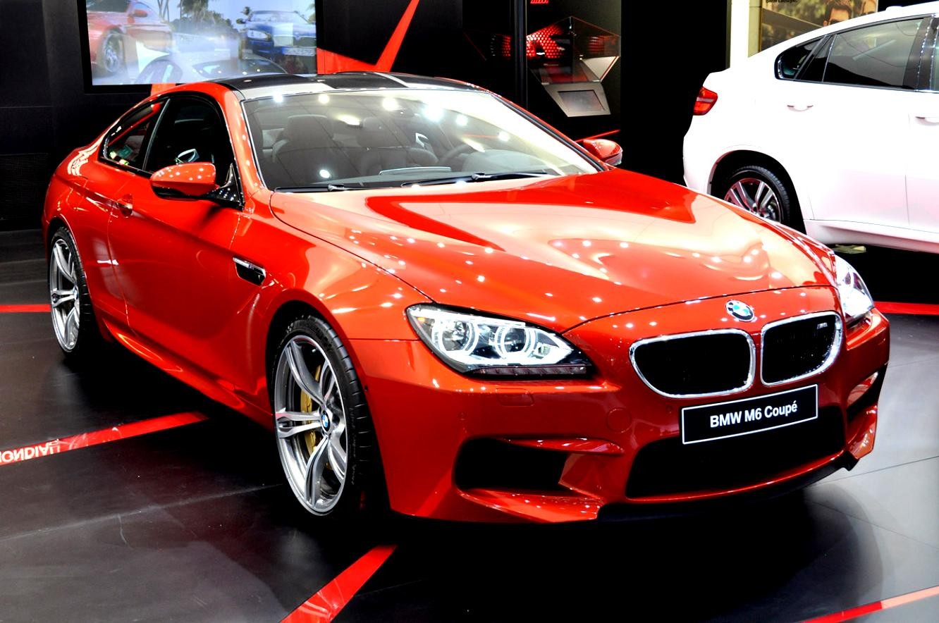BMW M6 Coupe F13 2012 #4