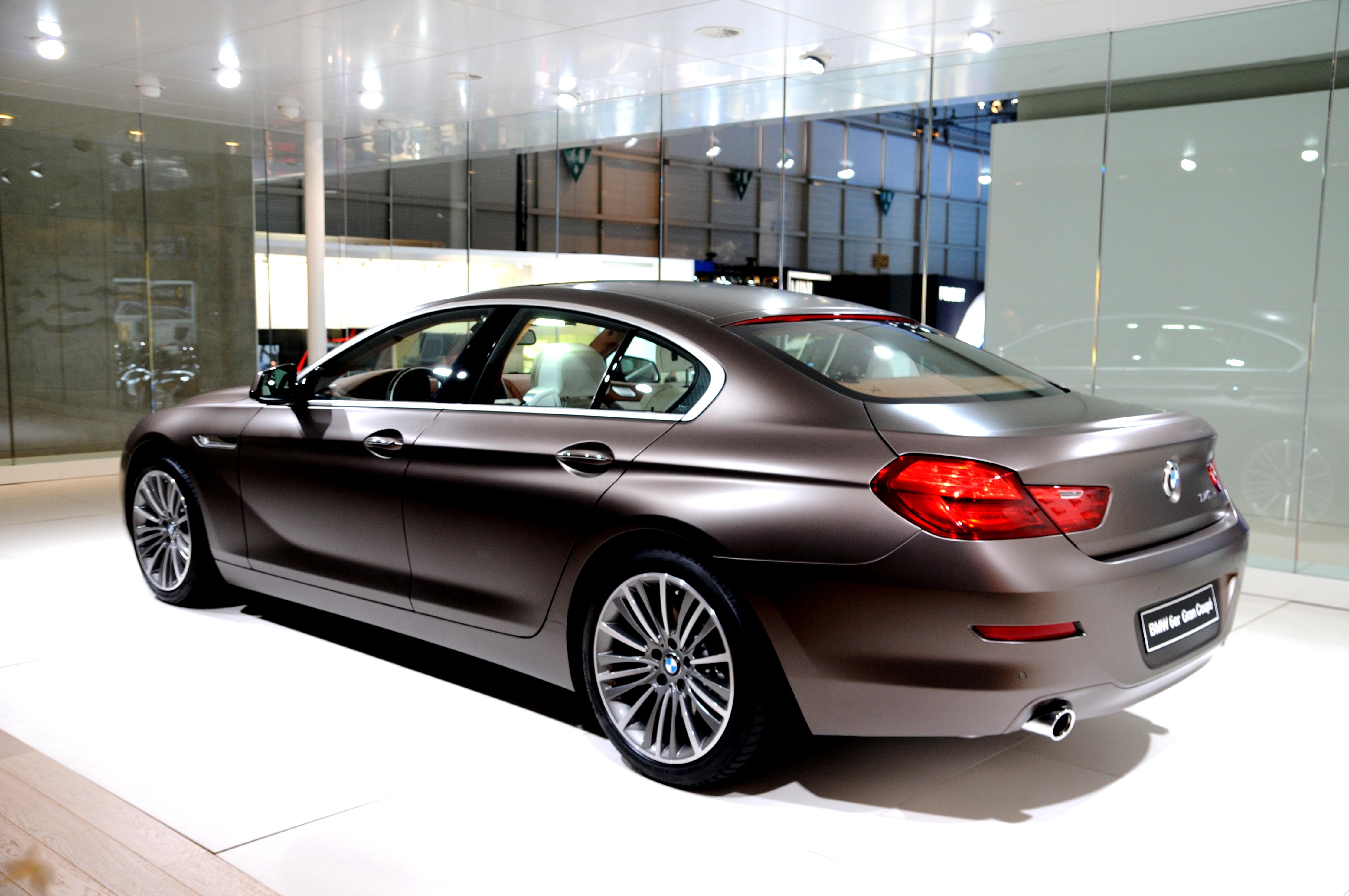 BMW M6 Coupe F13 2012 #5