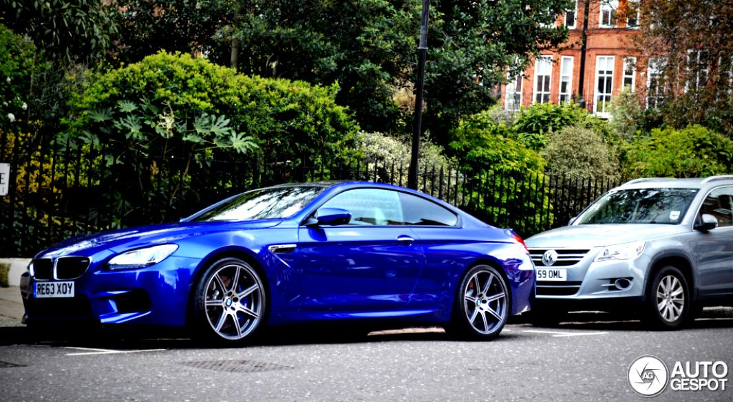 BMW M6 Coupe F13 2012 #6