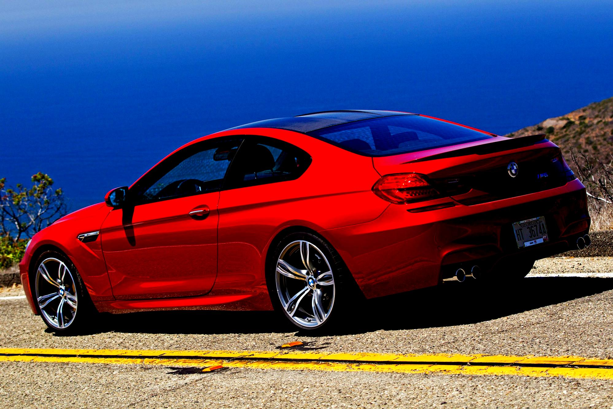 BMW M6 Coupe F13 2012 #10