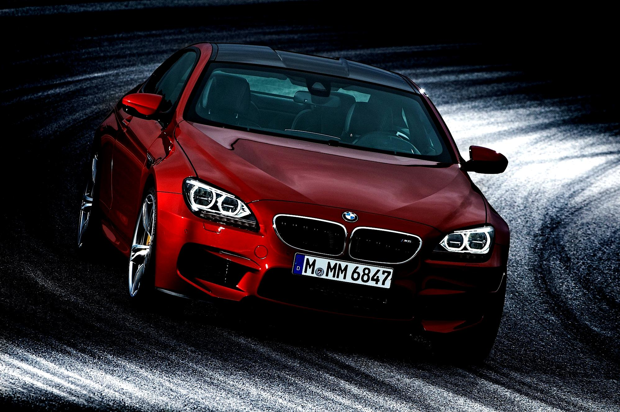 BMW M6 Coupe F13 2012 #100