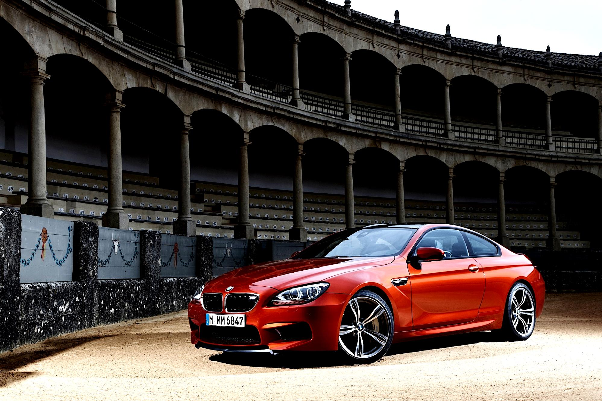 BMW M6 Coupe F13 2012 #101