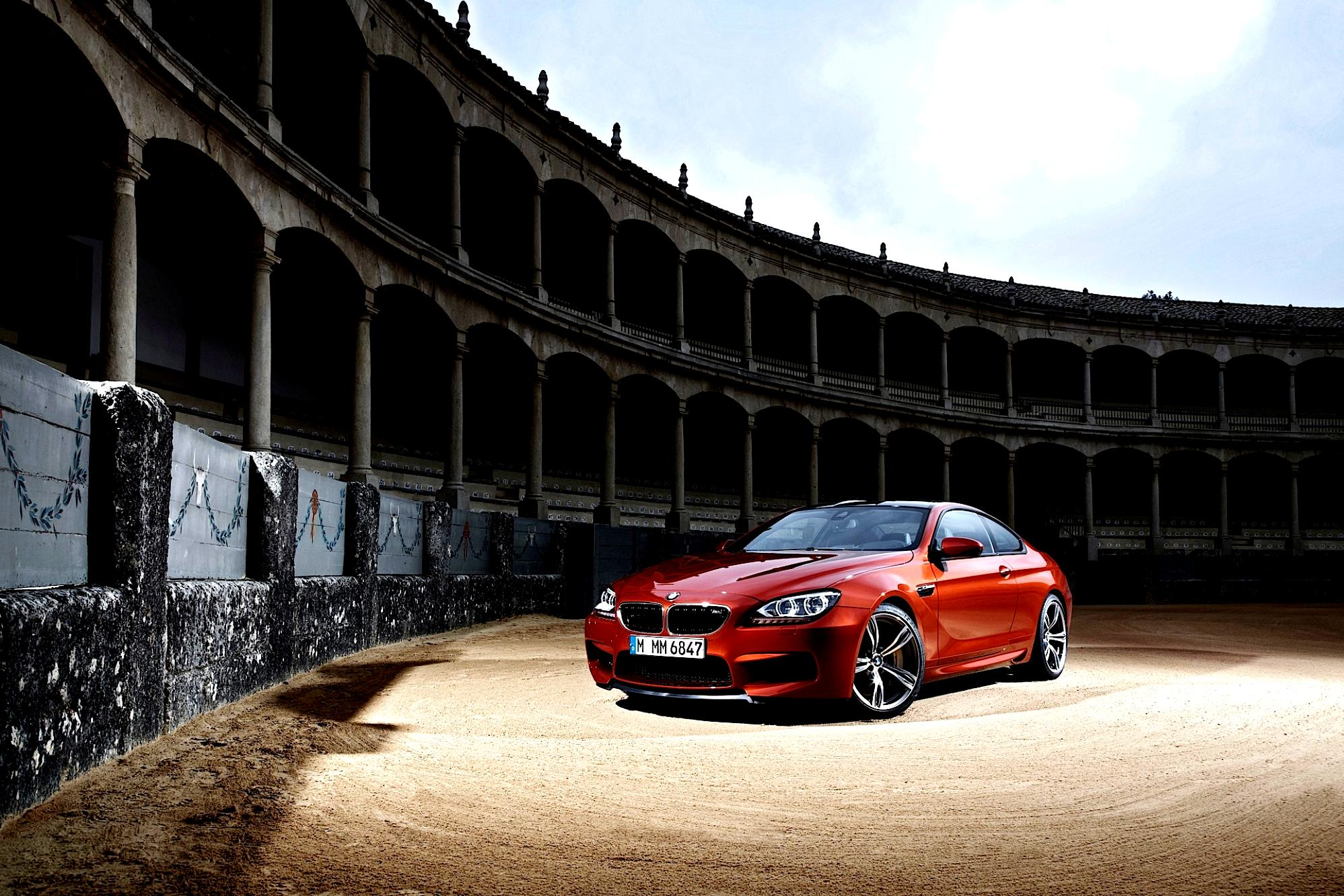 BMW M6 Coupe F13 2012 #102