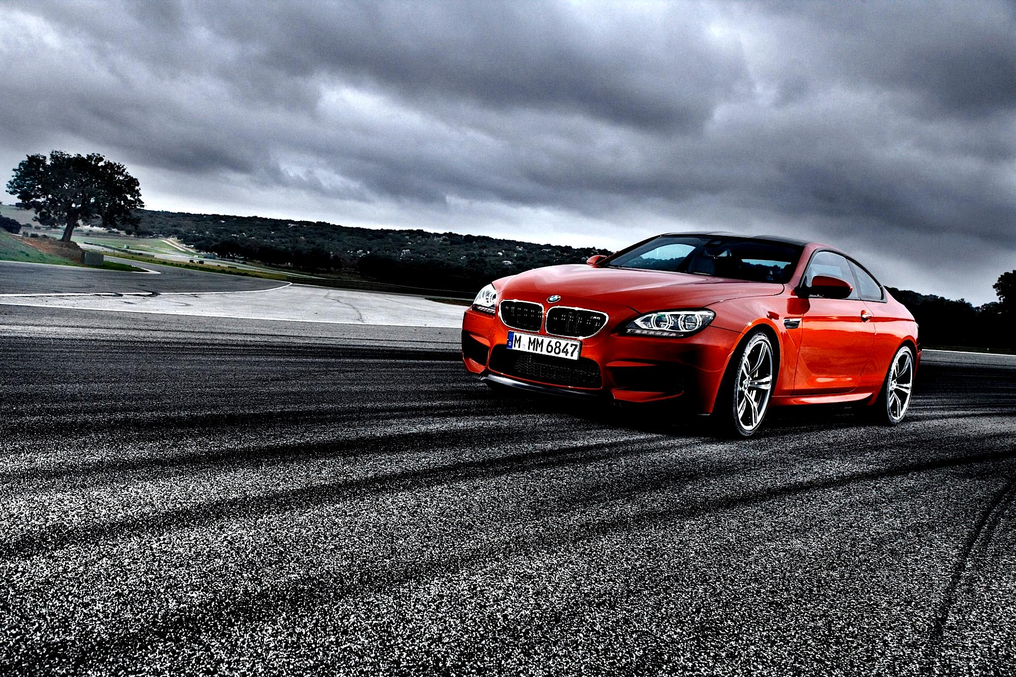 BMW M6 Coupe F13 2012 #103