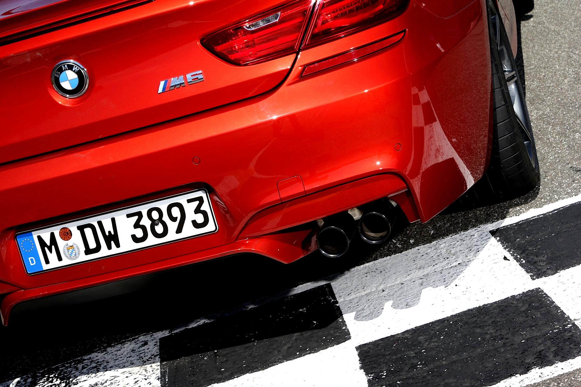 BMW M6 Coupe F13 2012 #113