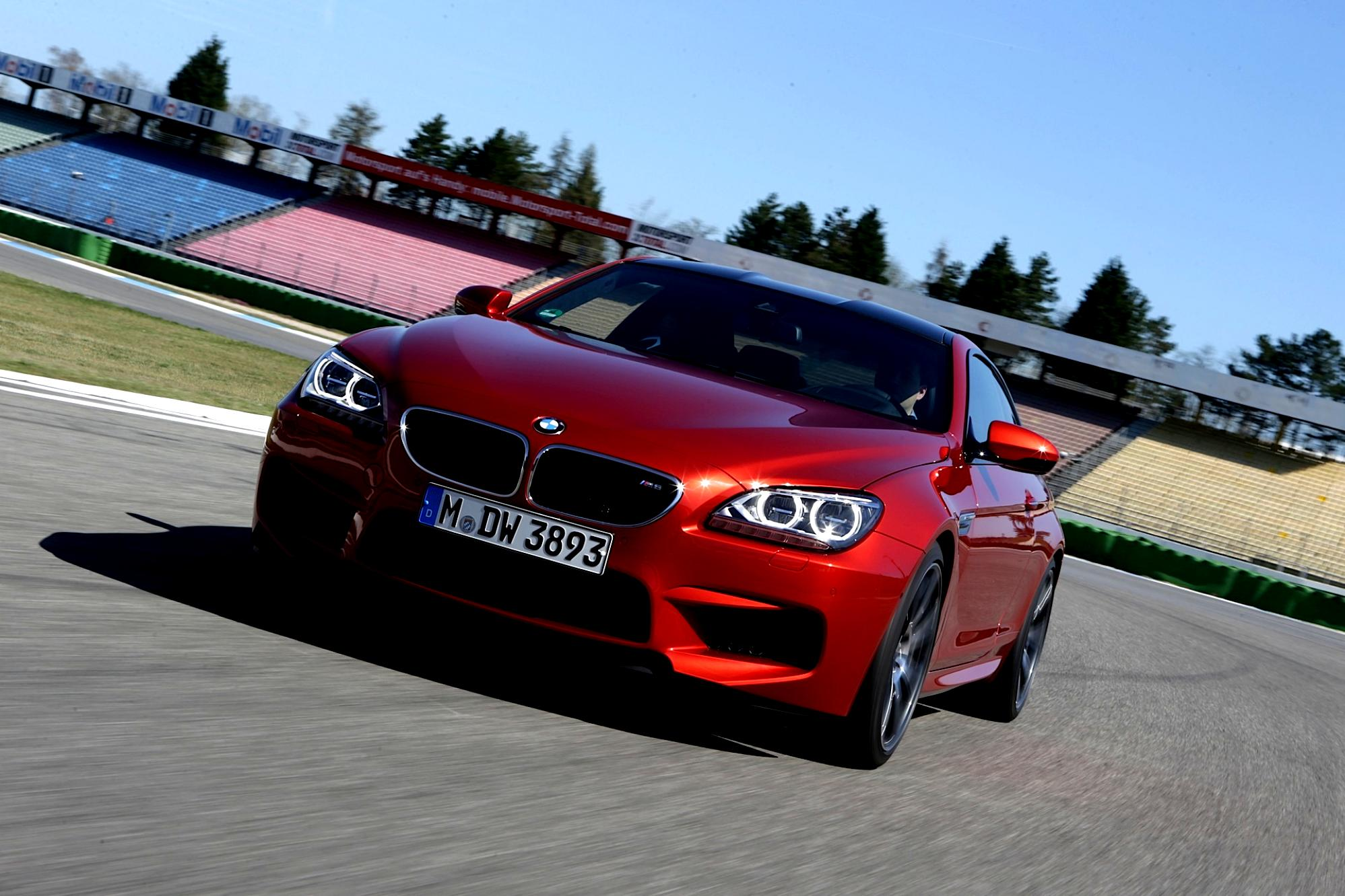 BMW M6 Coupe F13 2012 #115