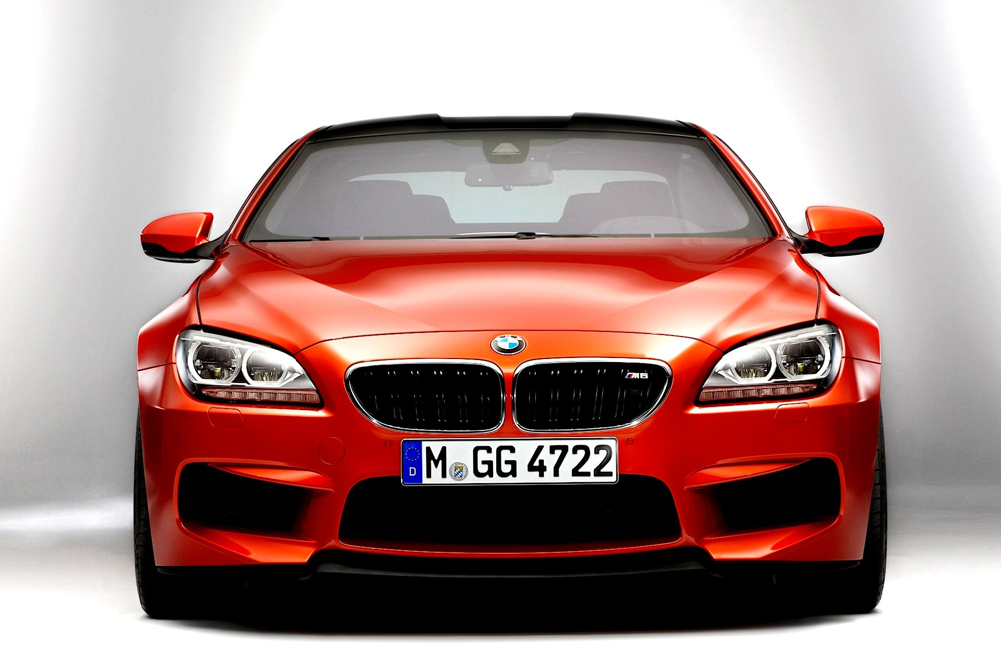 BMW M6 Coupe F13 2012 #117