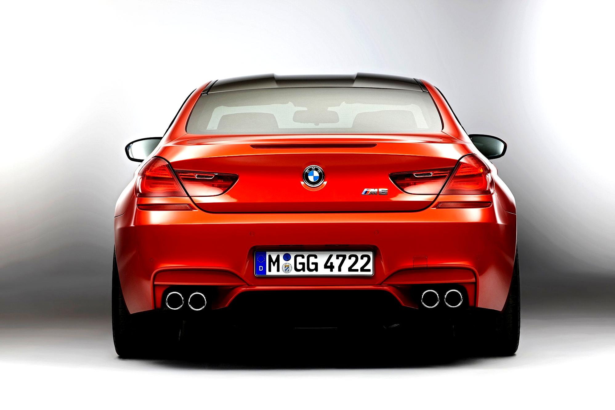 BMW M6 Coupe F13 2012 #118