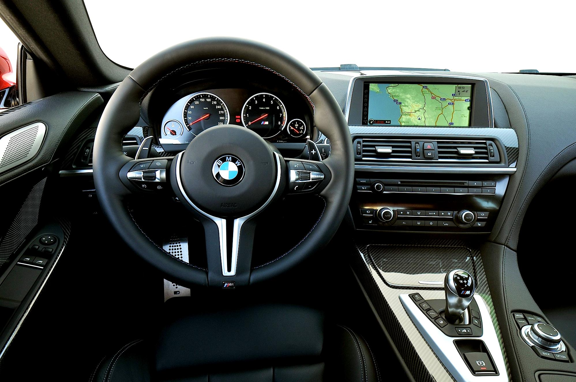 BMW M6 Coupe F13 2012 #126