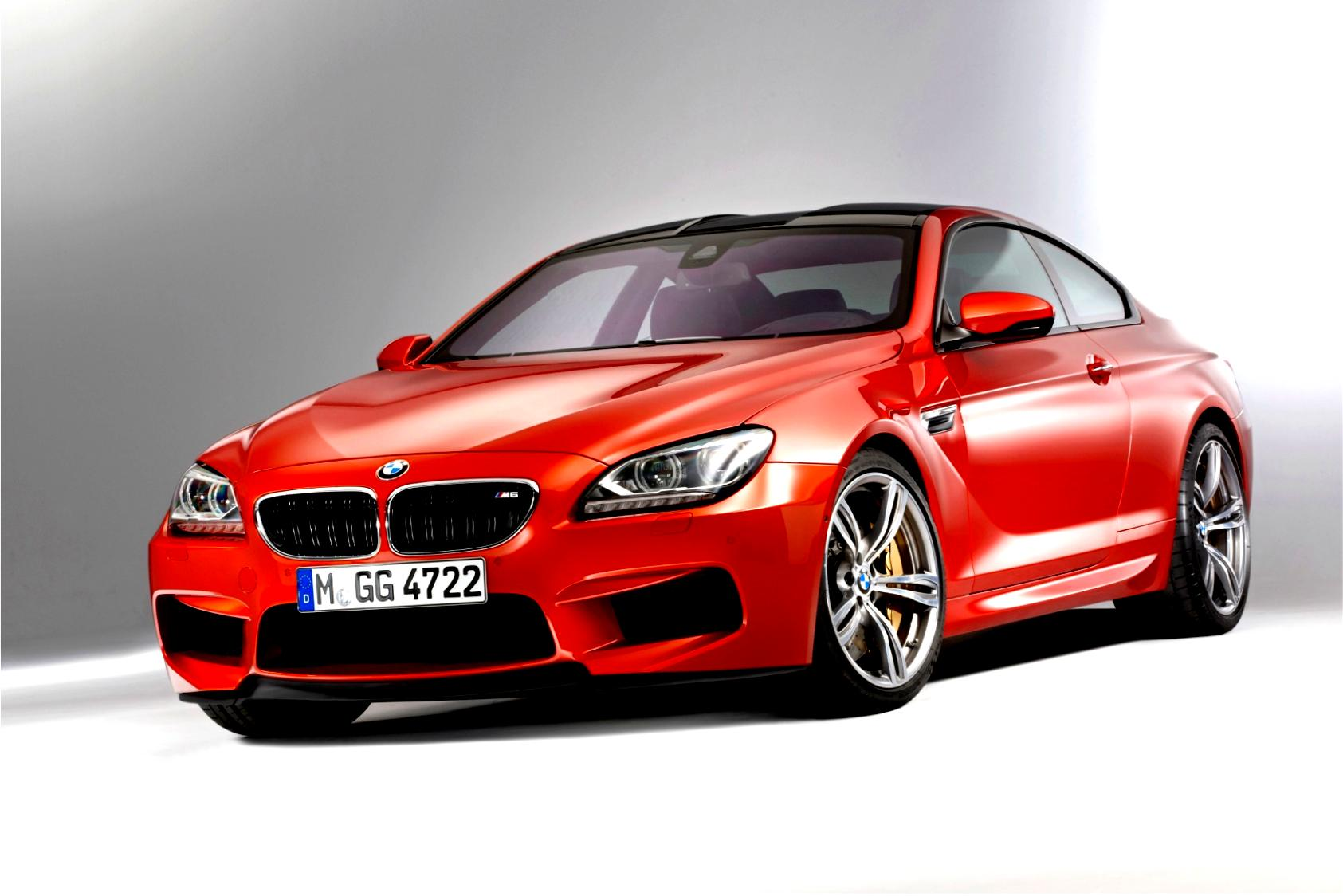 BMW M6 Coupe F13 2012 #14