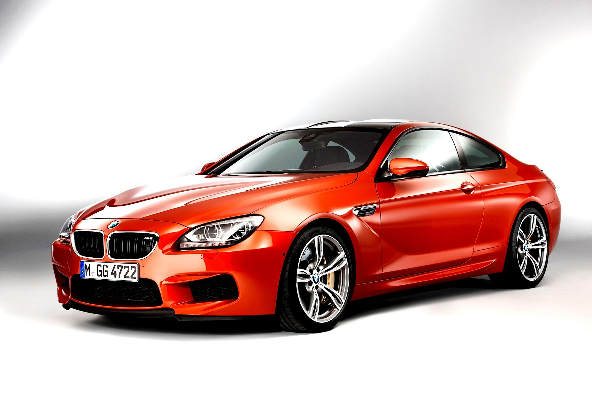 BMW M6 Coupe F13 2012 #21