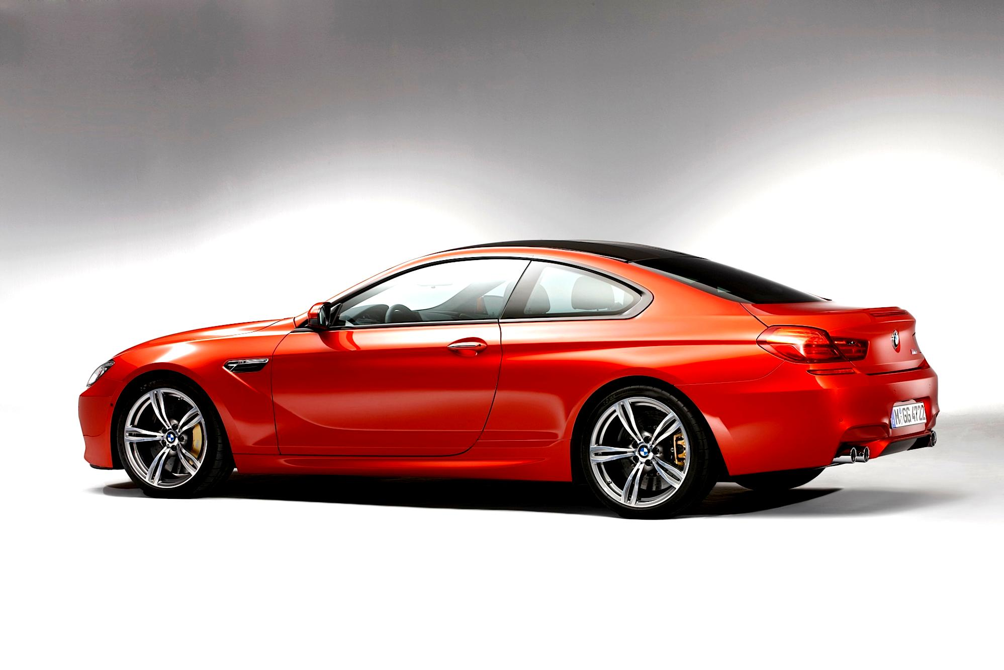 BMW M6 Coupe F13 2012 #22