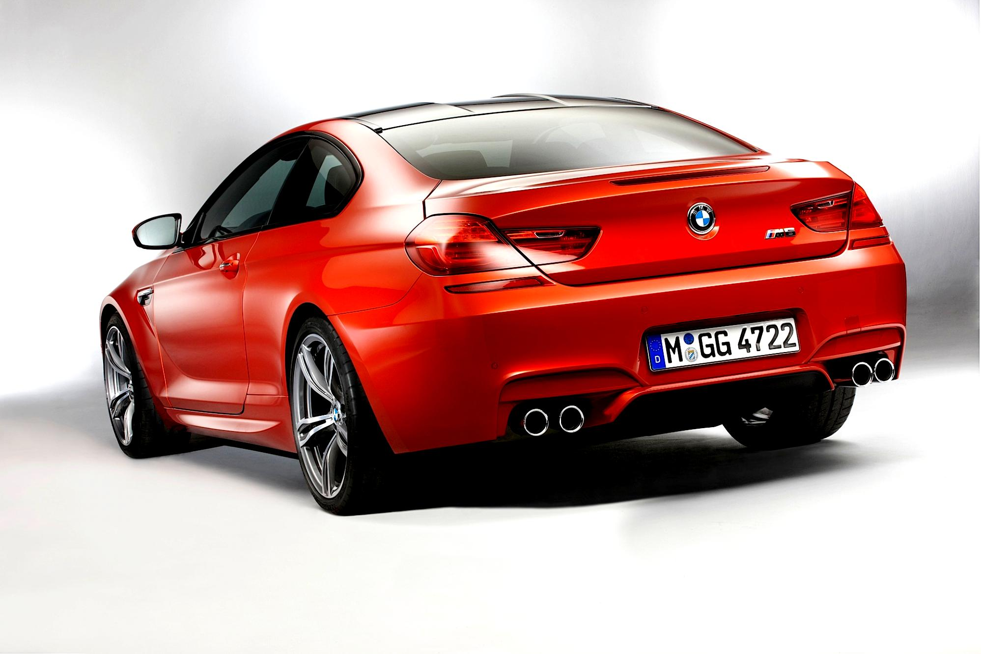 BMW M6 Coupe F13 2012 #23