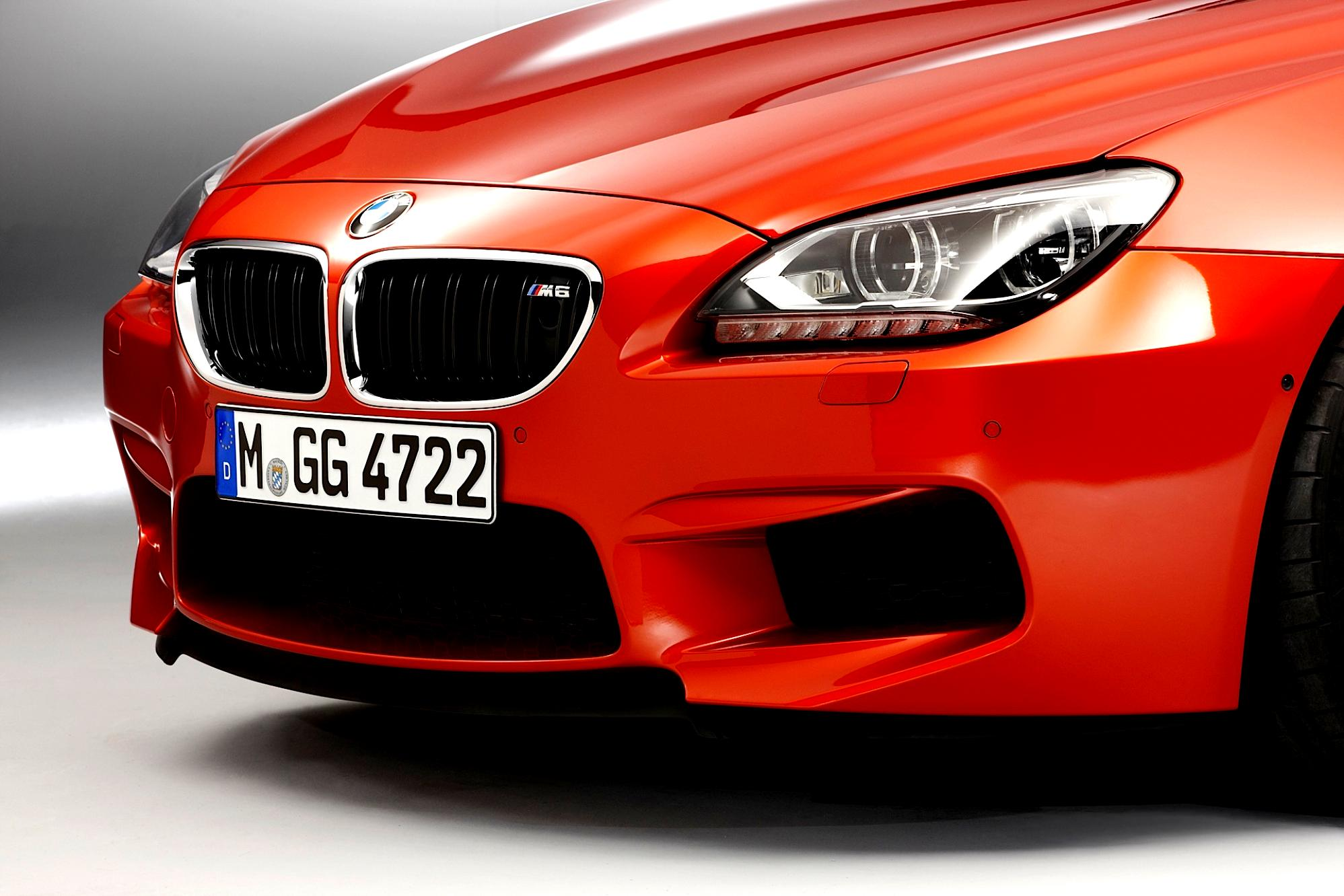 BMW M6 Coupe F13 2012 #24