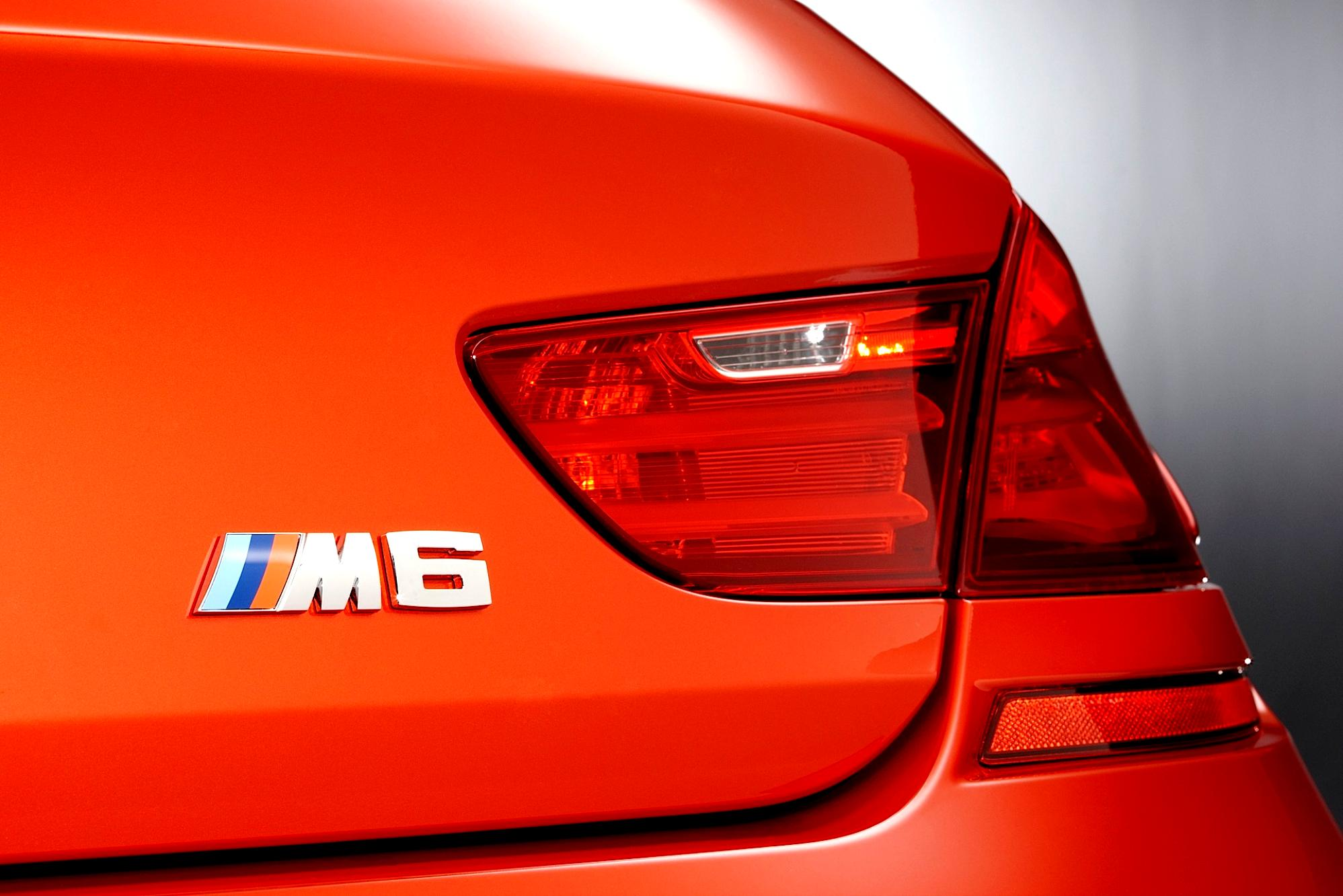 BMW M6 Coupe F13 2012 #28