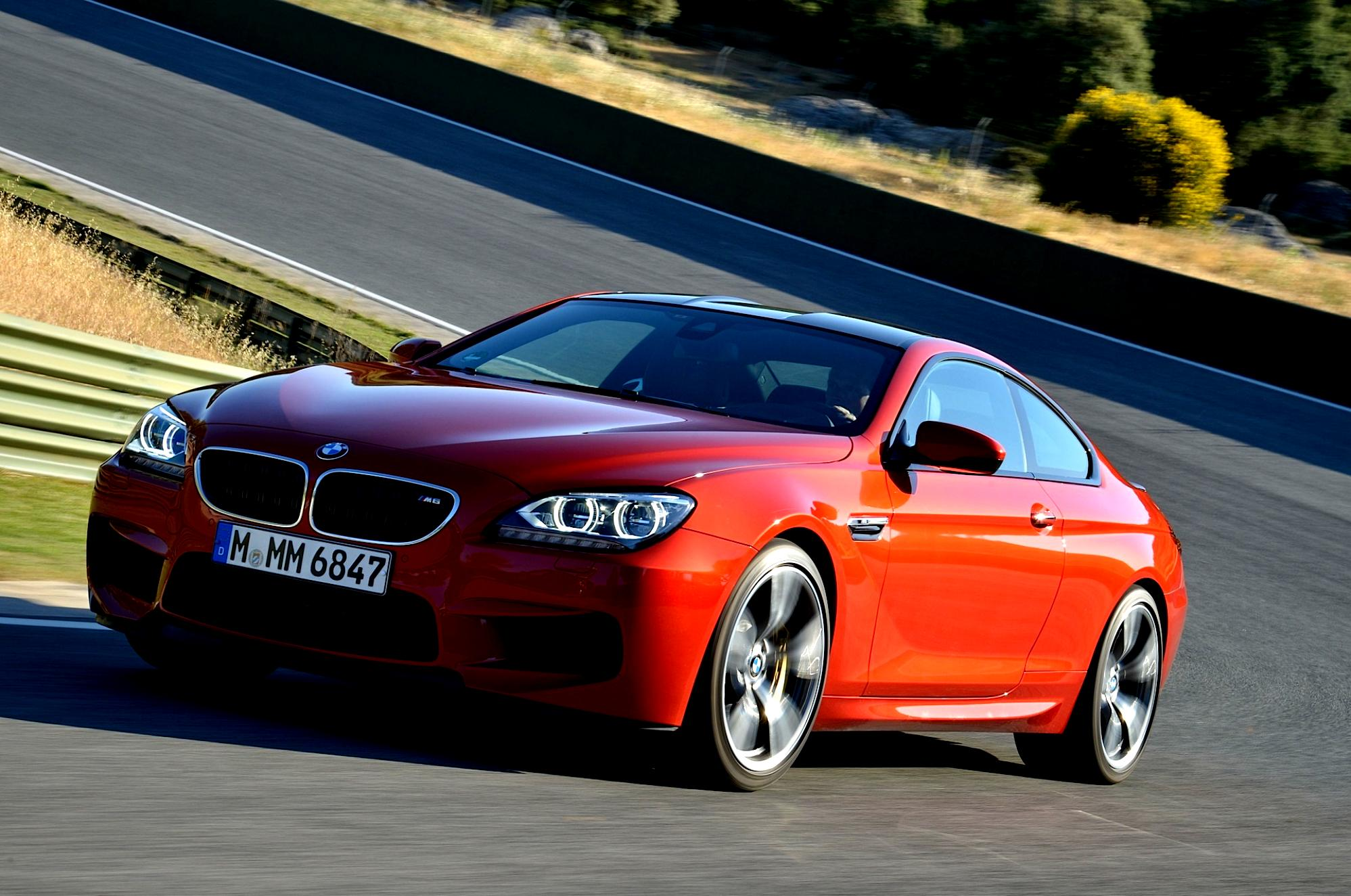 BMW M6 Coupe F13 2012 #29