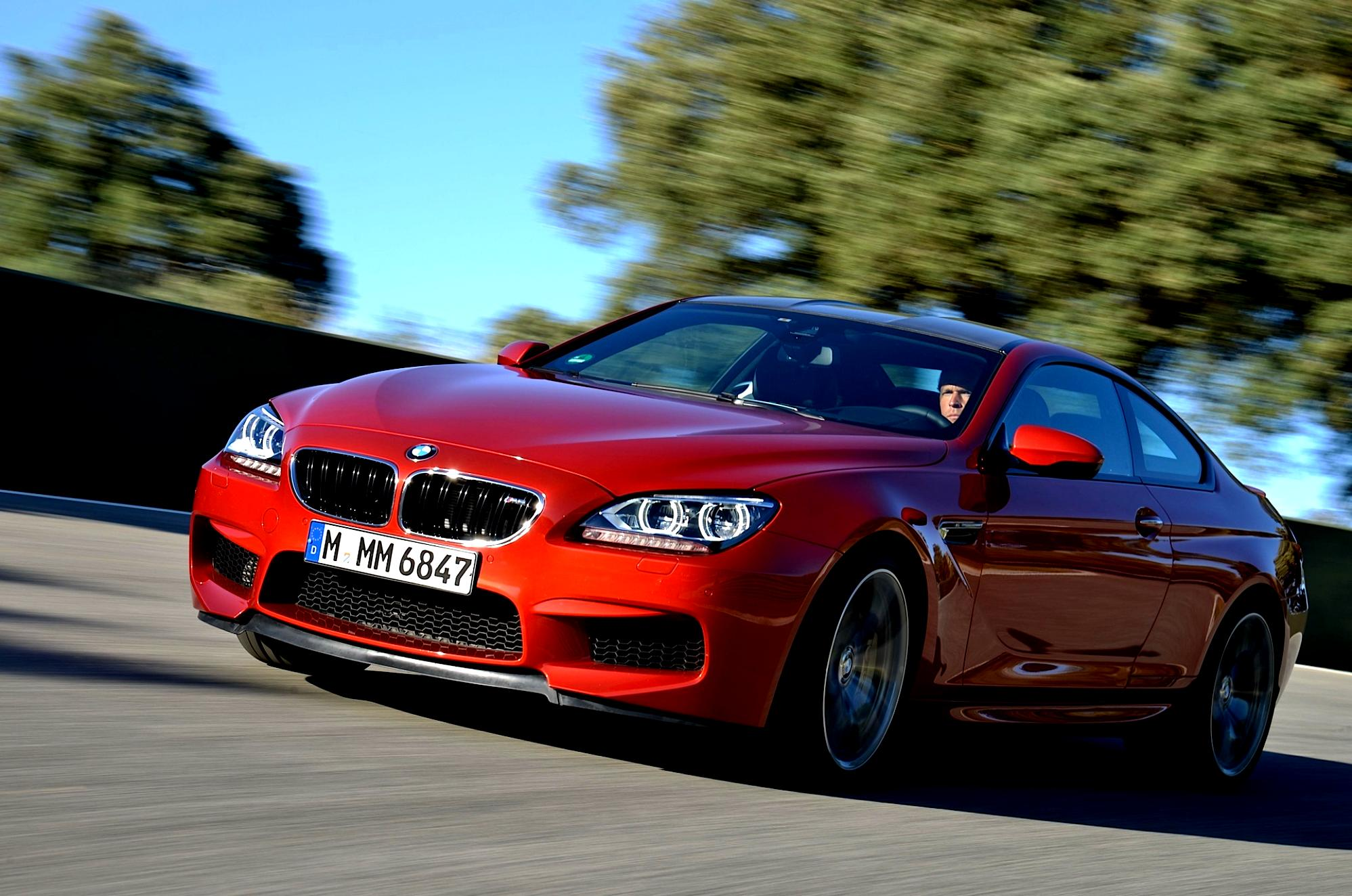 BMW M6 Coupe F13 2012 #30
