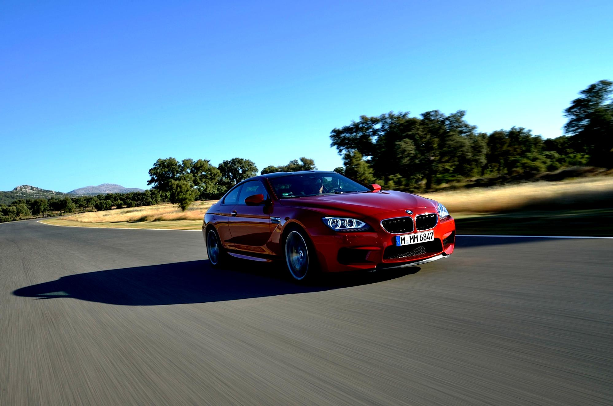 BMW M6 Coupe F13 2012 #31