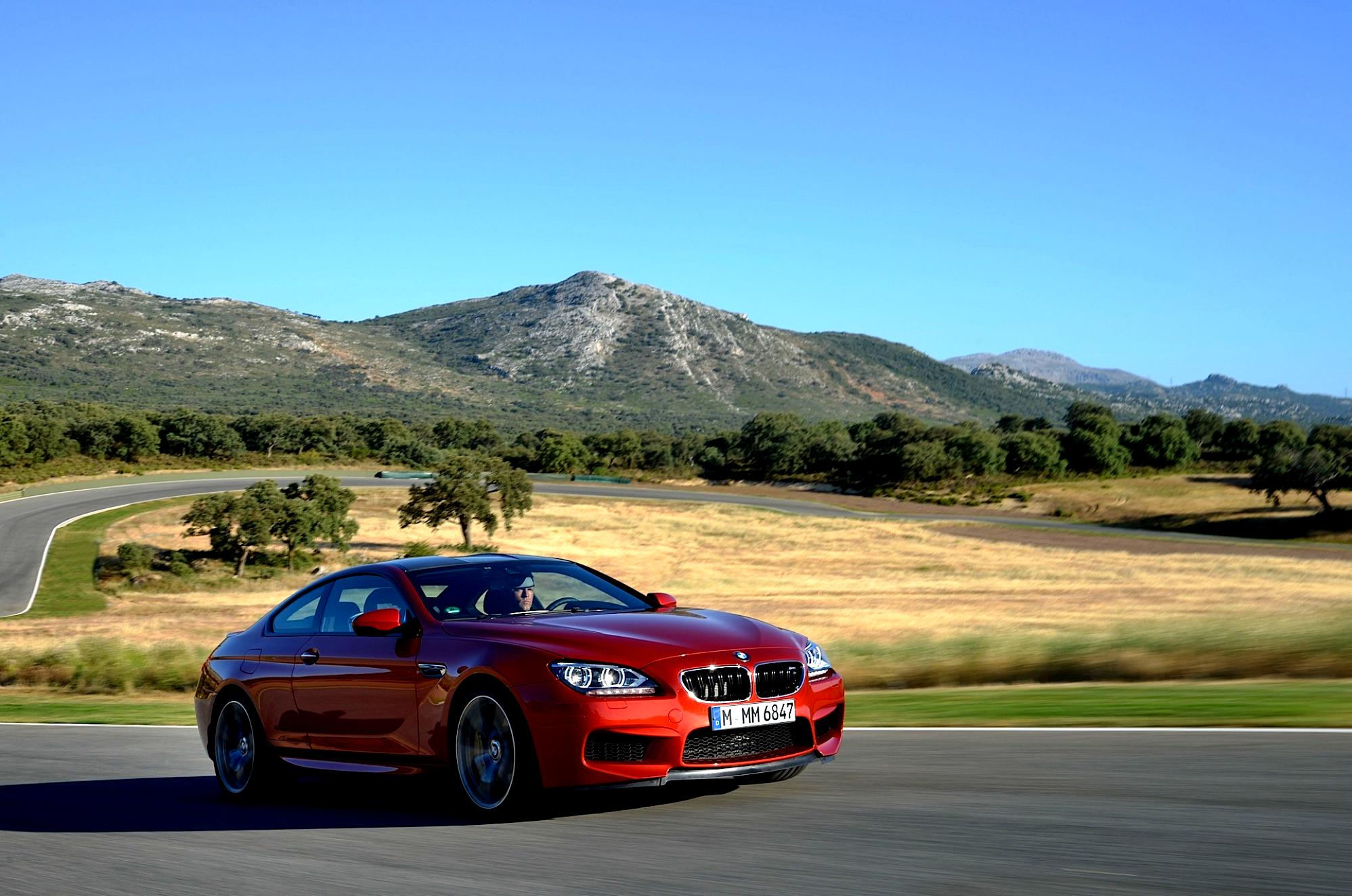 BMW M6 Coupe F13 2012 #32