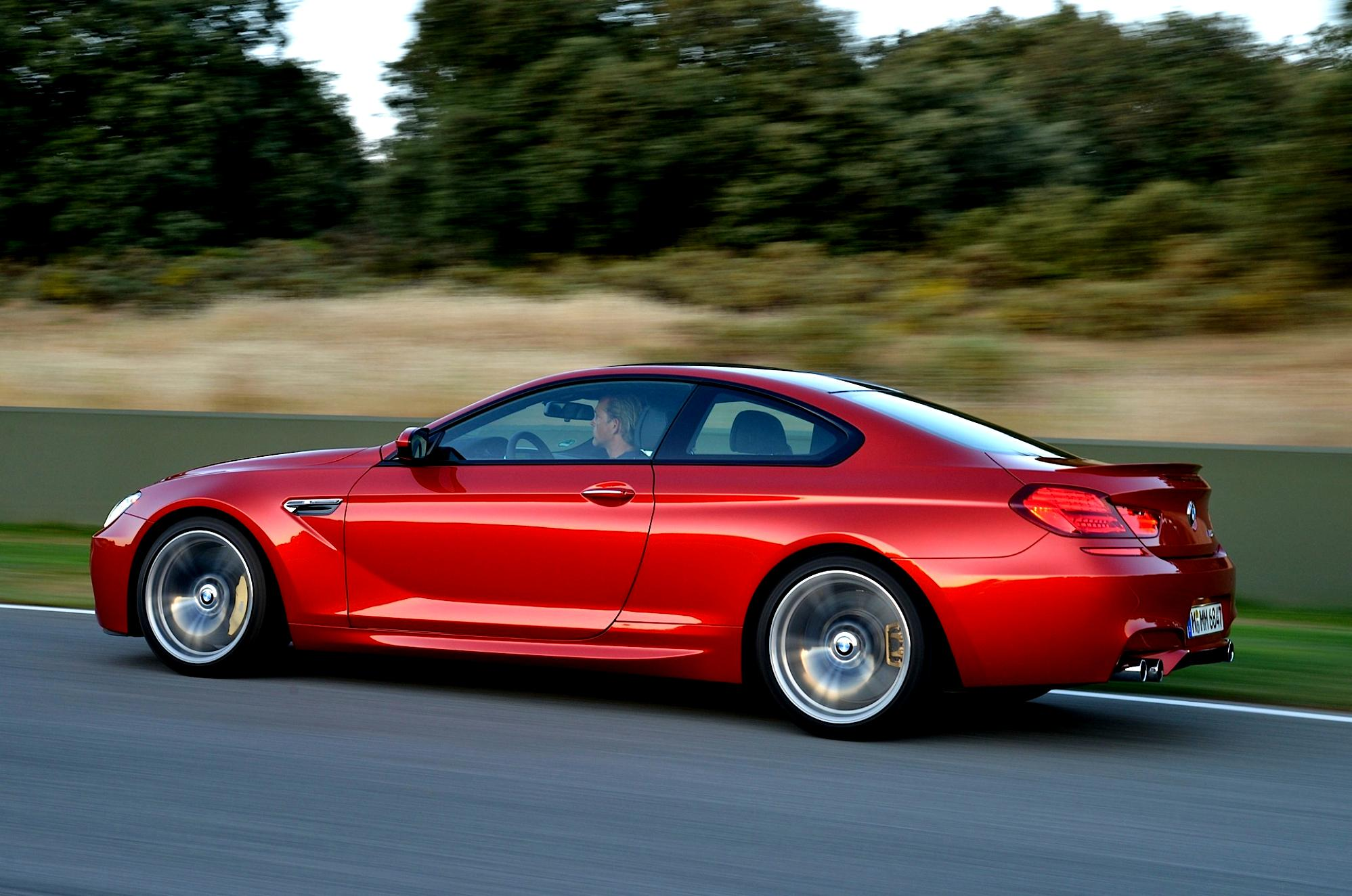 BMW M6 Coupe F13 2012 #39