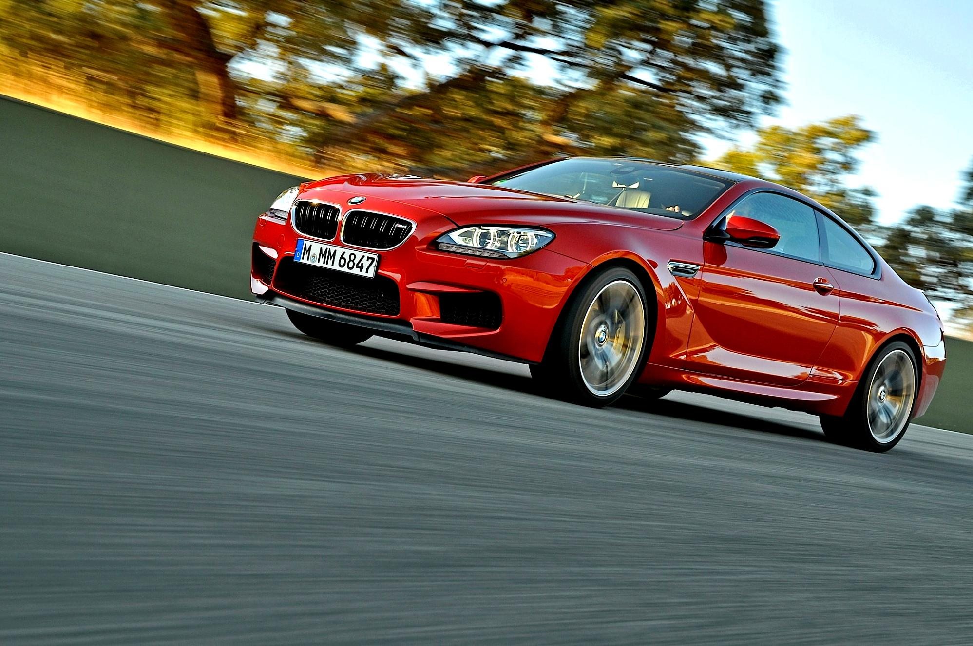BMW M6 Coupe F13 2012 #42