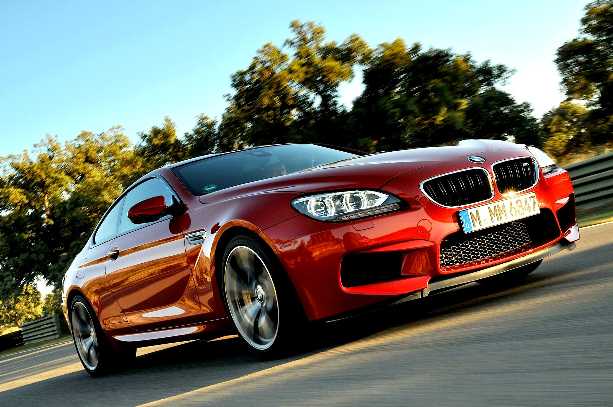 BMW M6 Coupe F13 2012 #43