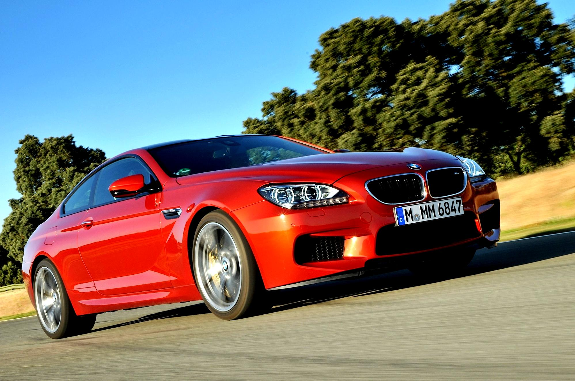 BMW M6 Coupe F13 2012 #44