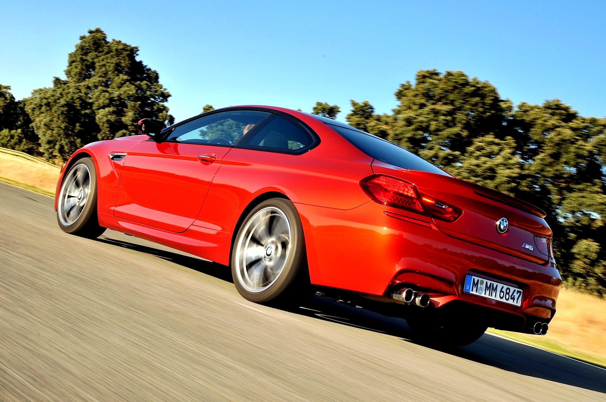 BMW M6 Coupe F13 2012 #45