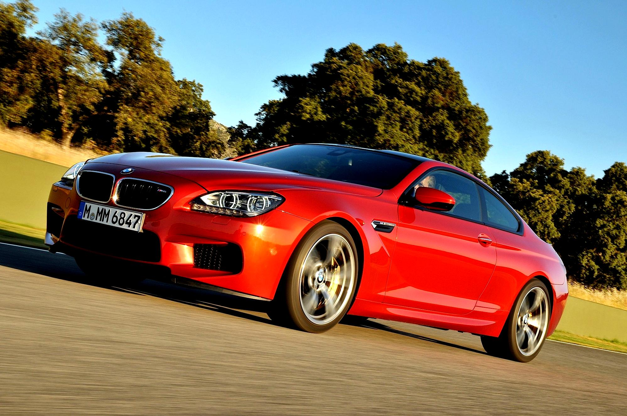 BMW M6 Coupe F13 2012 #46