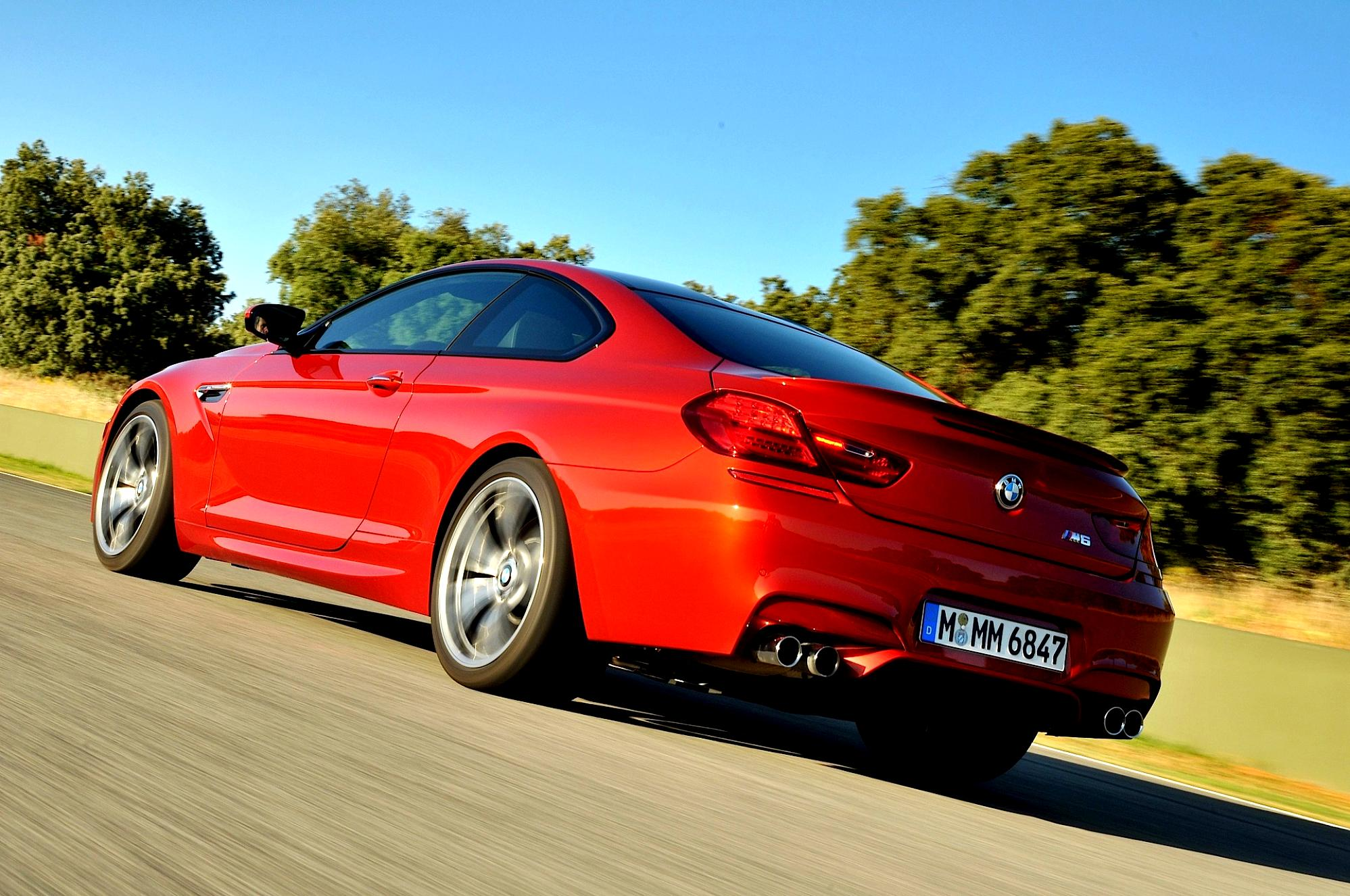 BMW M6 Coupe F13 2012 #47