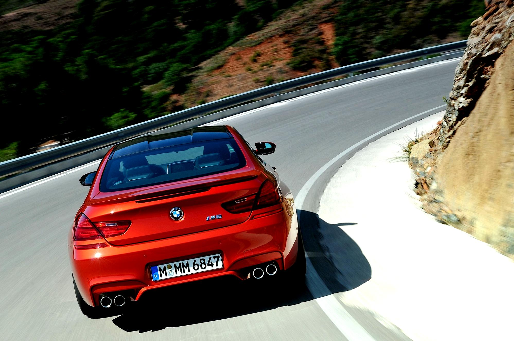 BMW M6 Coupe F13 2012 #50