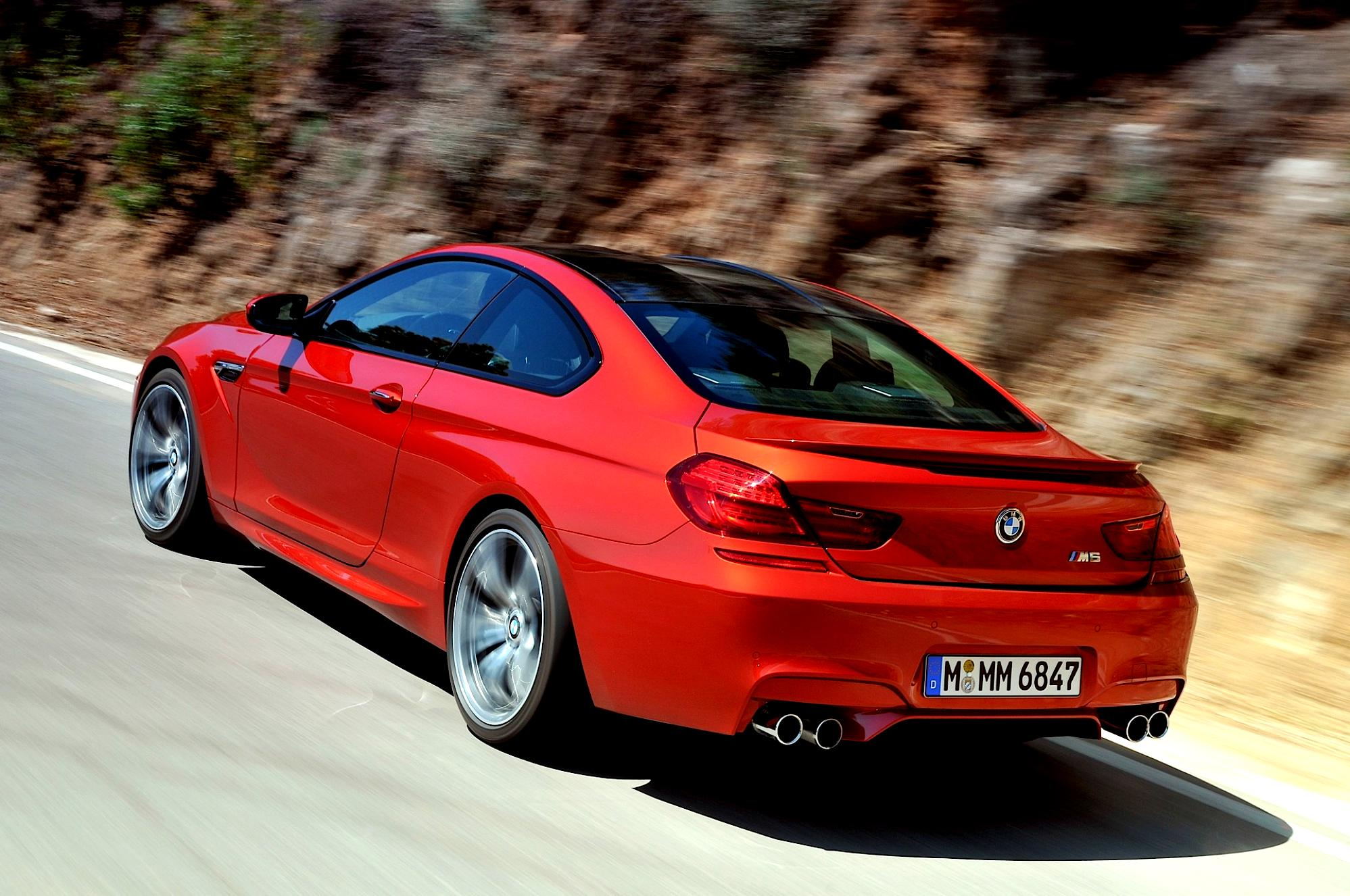 BMW M6 Coupe F13 2012 #51