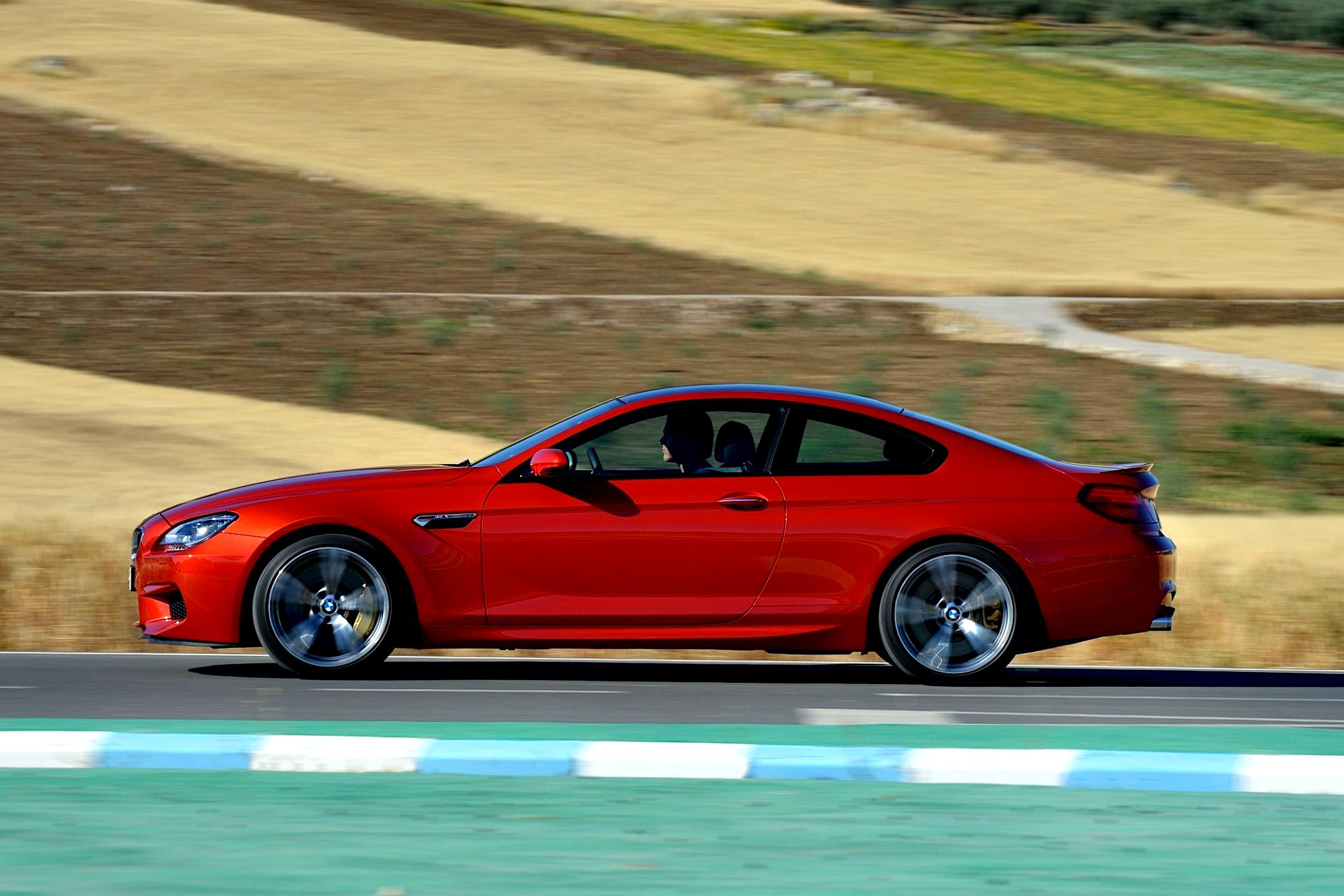 BMW M6 Coupe F13 2012 #52
