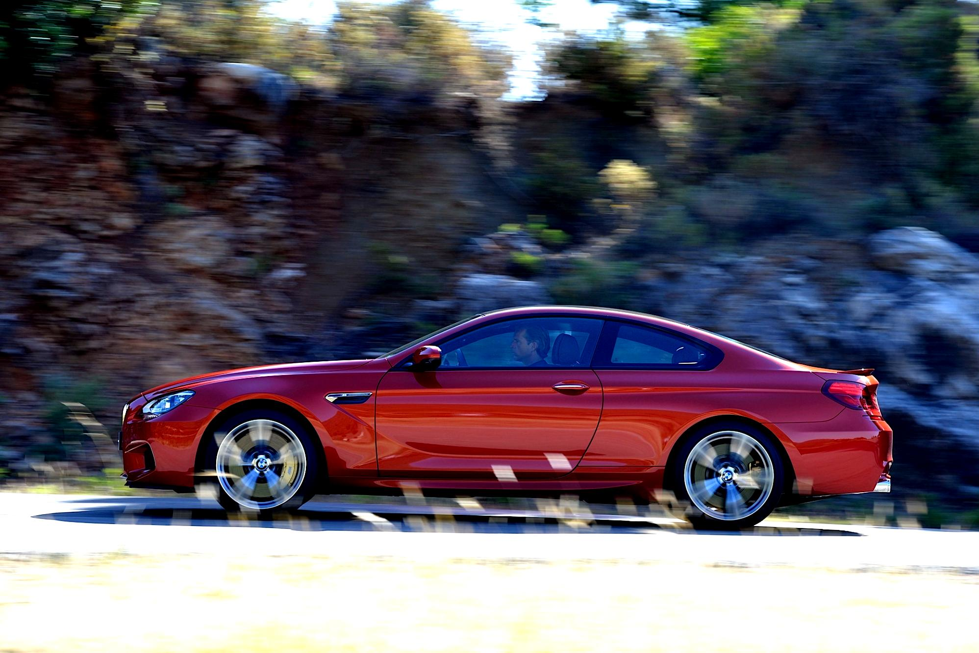 BMW M6 Coupe F13 2012 #53