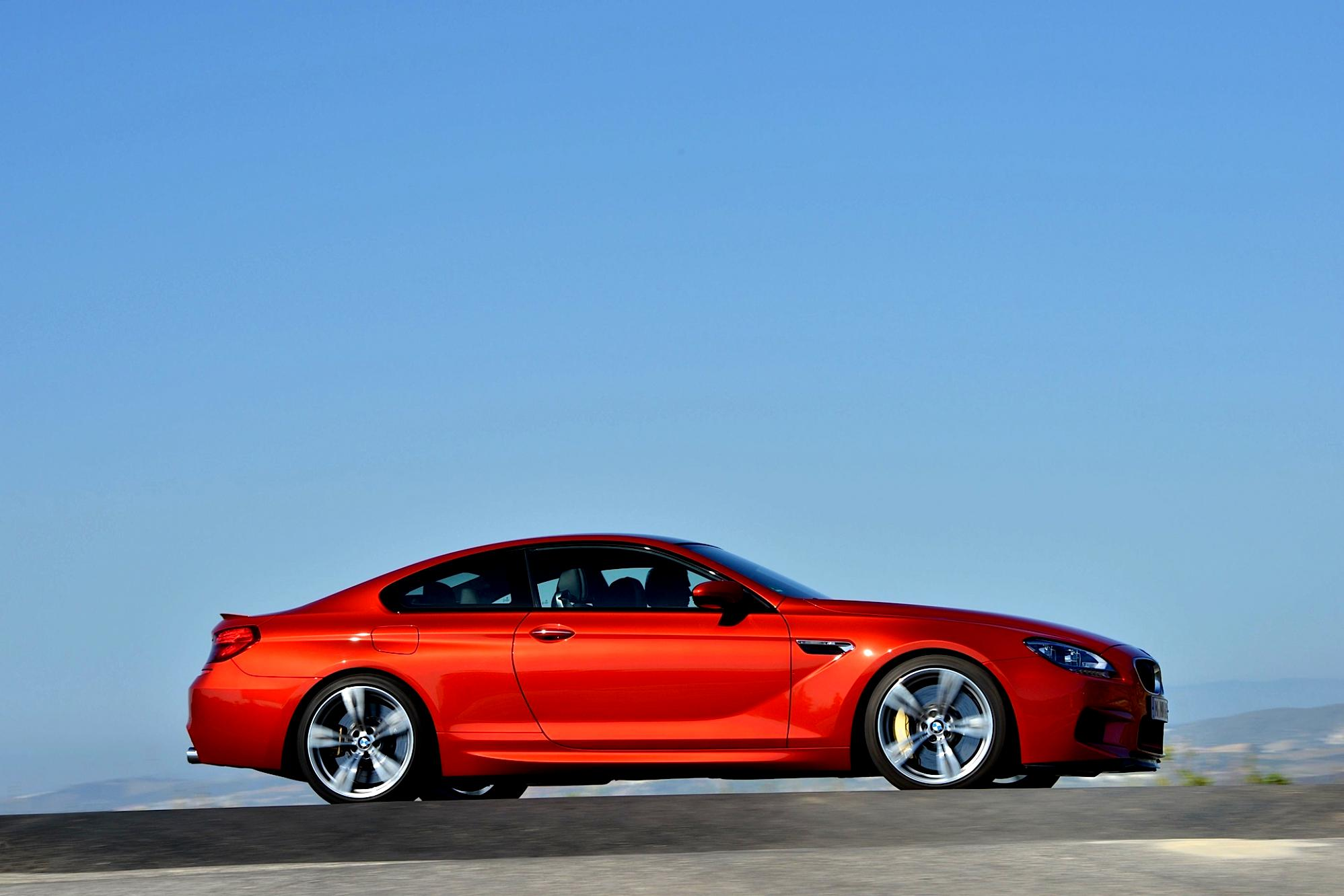 BMW M6 Coupe F13 2012 #54