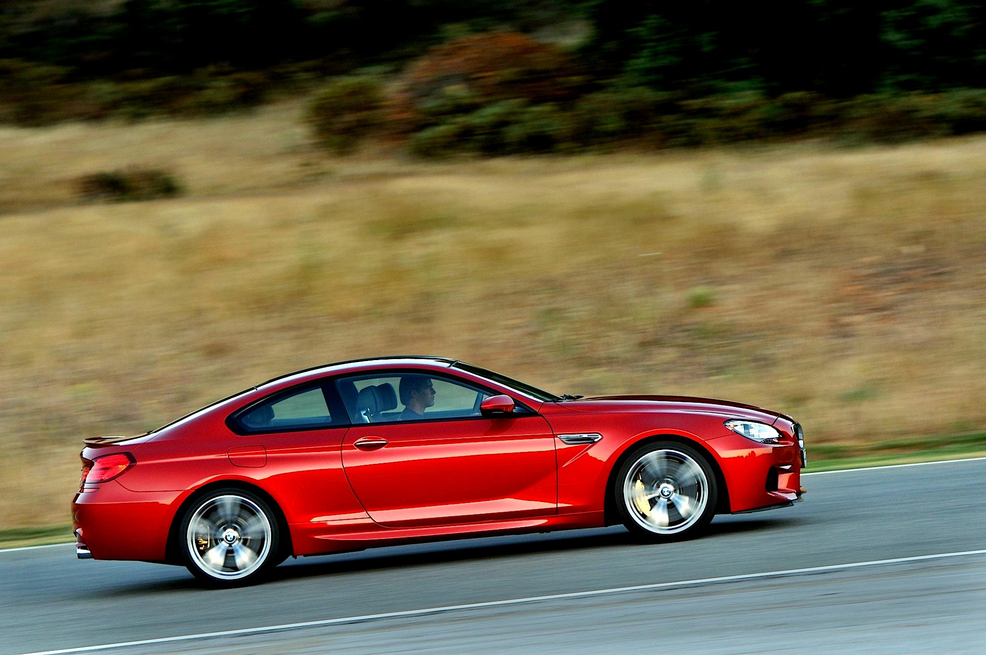 BMW M6 Coupe F13 2012 #55
