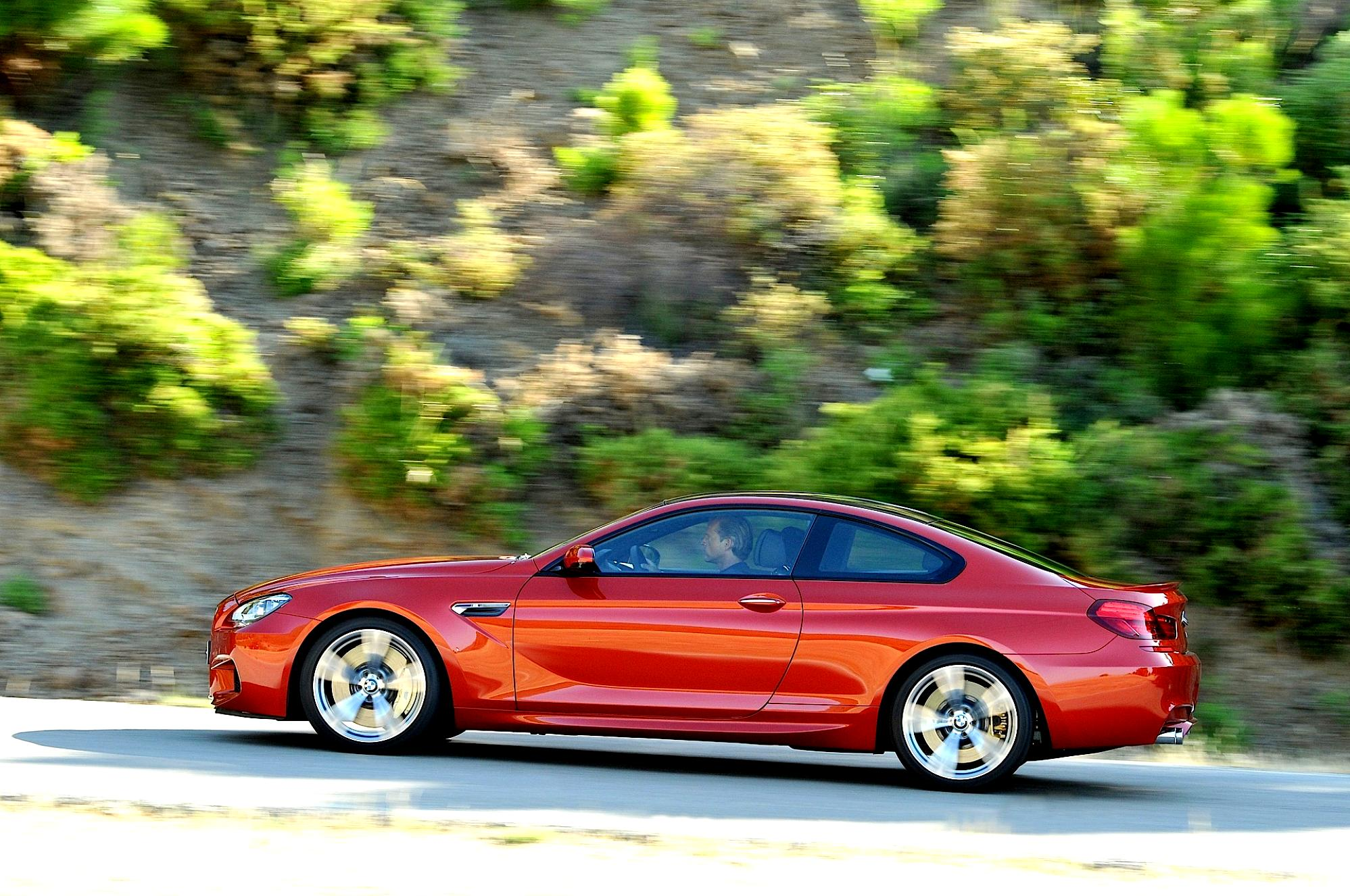 BMW M6 Coupe F13 2012 #57