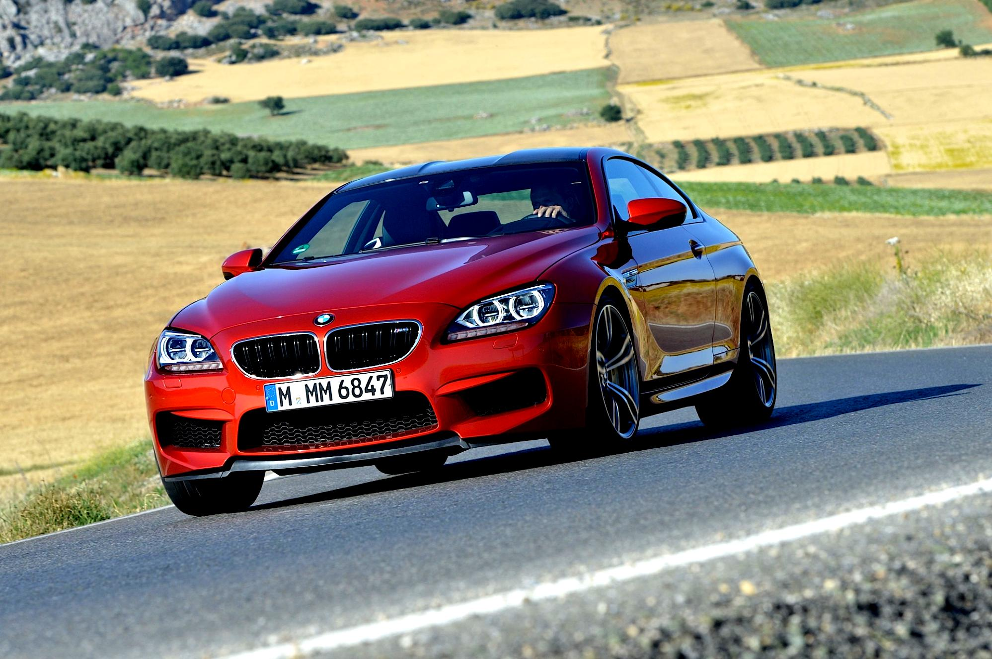 BMW M6 Coupe F13 2012 #61